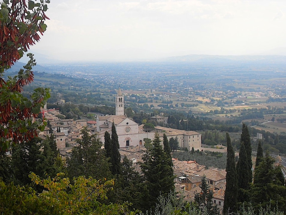 A Hike for a Divine View Assisi  Italy