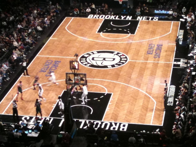 Brooklyn's home team!