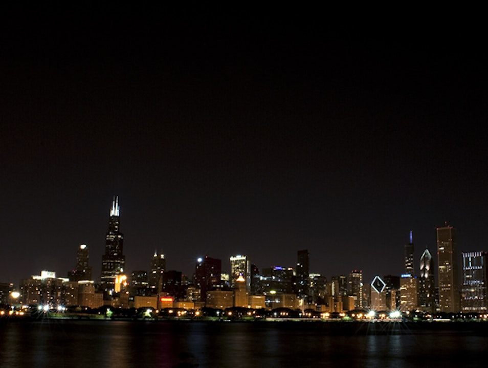 Free Access to Chicago's Incredible Skyline Chicago Illinois United States