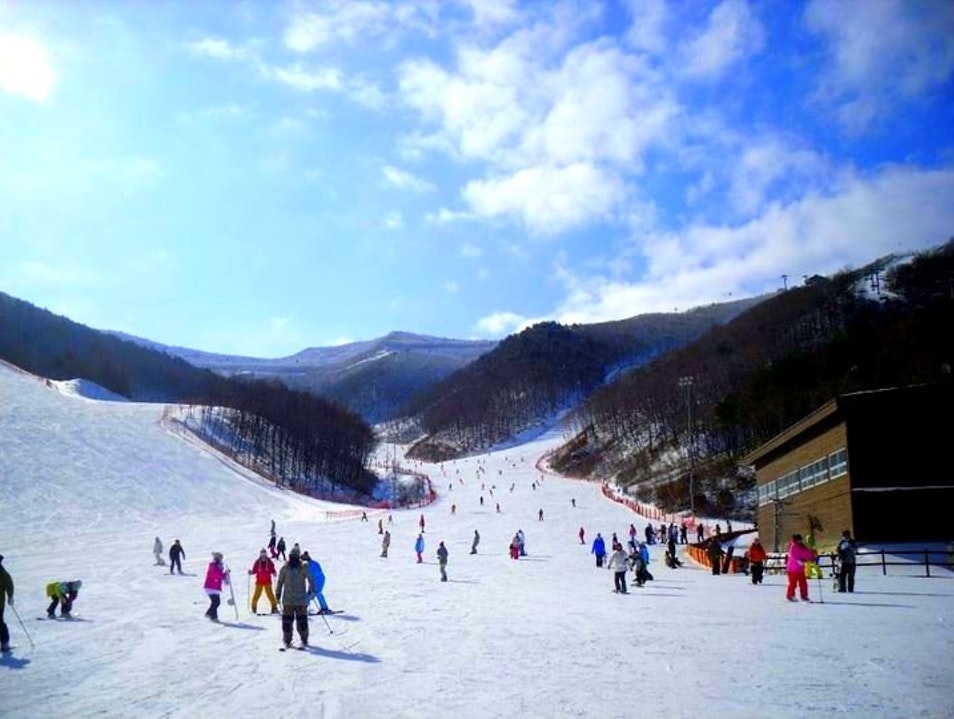 All-Season Fun at High 1 Hongcheon-gun  South Korea