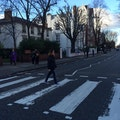 Abbey Road Crossing London  United Kingdom