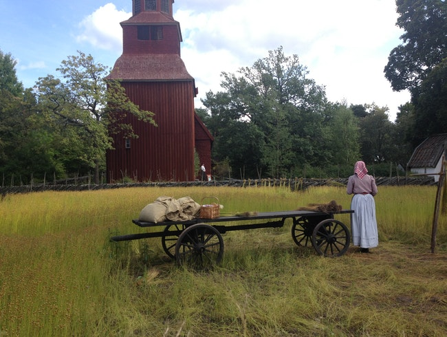 Skansen Outdoor Swedish History Museum