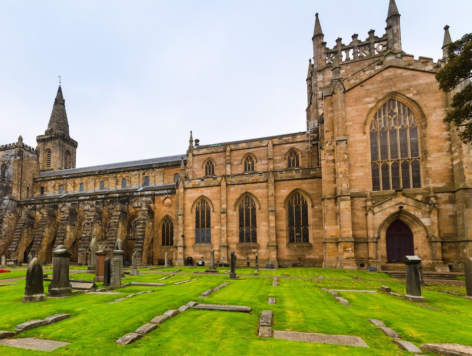 Dunfermline Abbey and Palace Rosyth  United Kingdom