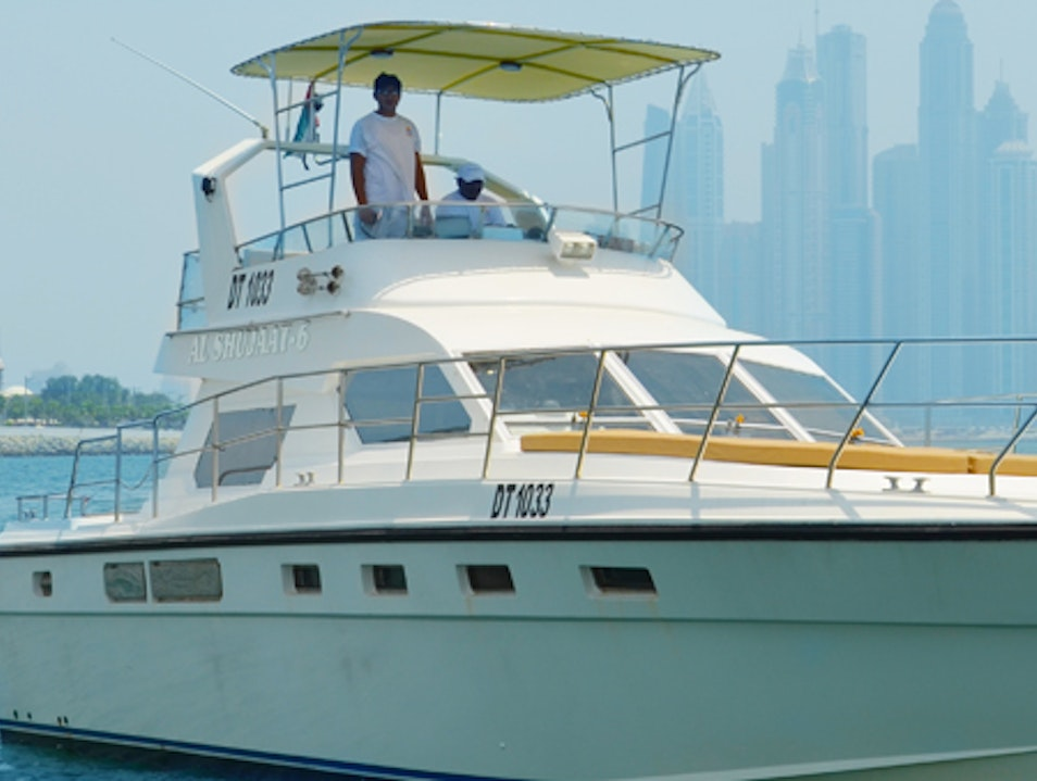 Deep Sea Fishing in Dubai Dubai  United Arab Emirates
