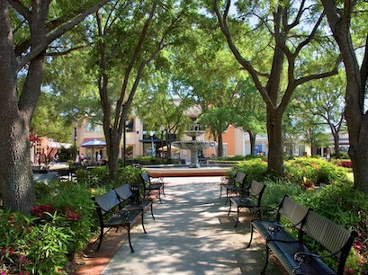 Hyde Park Village Tampa Florida United States
