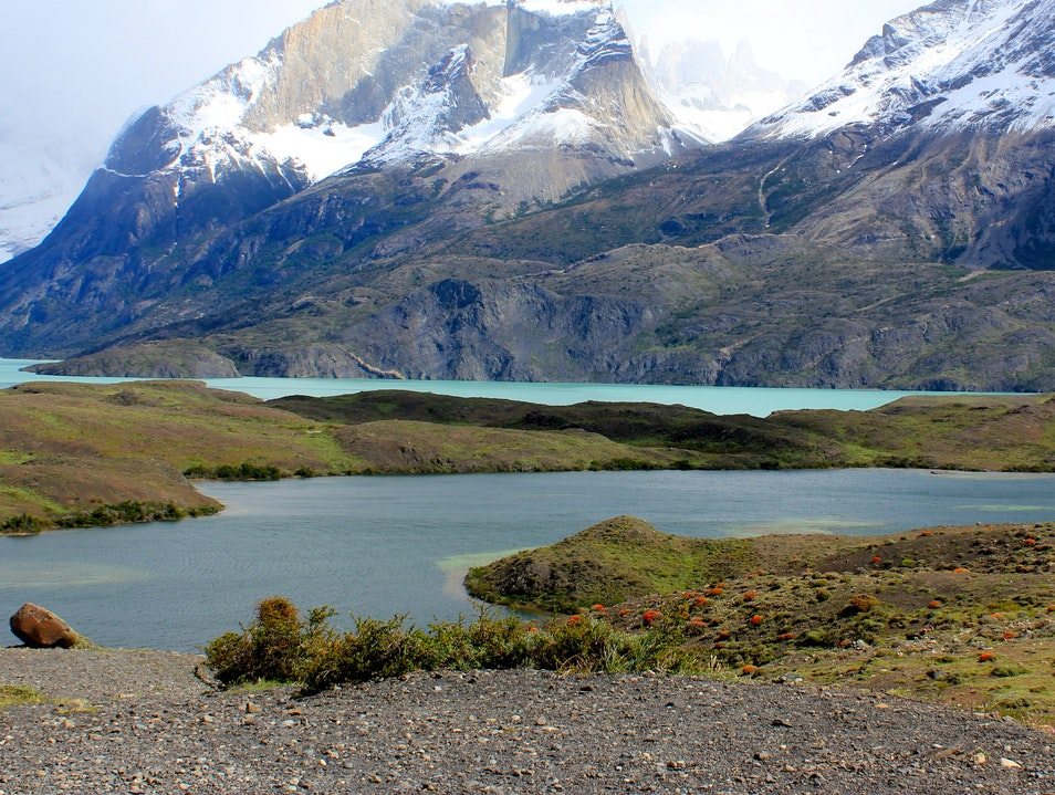 Beauty As Far As The Eye Can See. Torres del Paine  Chile