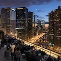 The Nightlife Chicago Illinois United States
