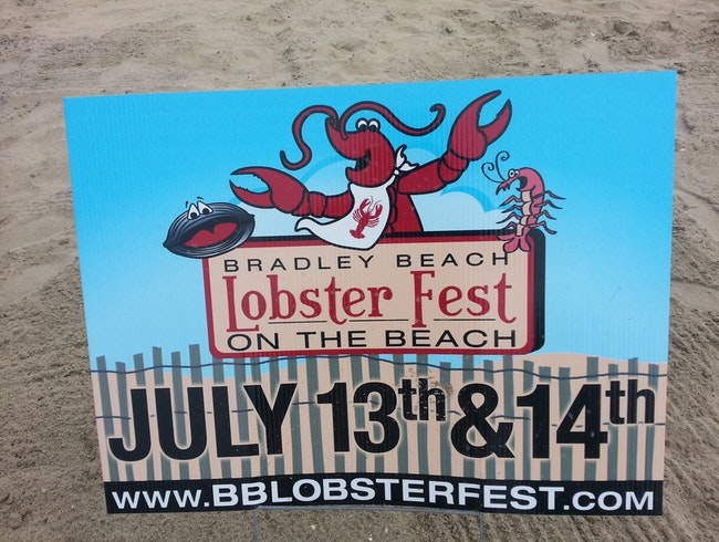 Annual Bradley Beach Lobster Festival