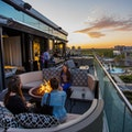 Assembly Rooftop Lounge Philadelphia Pennsylvania United States
