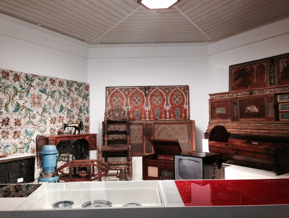 Learn about Catalonia's cultural heritage at the Ethnological Museum Barcelona  Spain