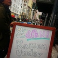 Ramen Underground San Francisco California United States