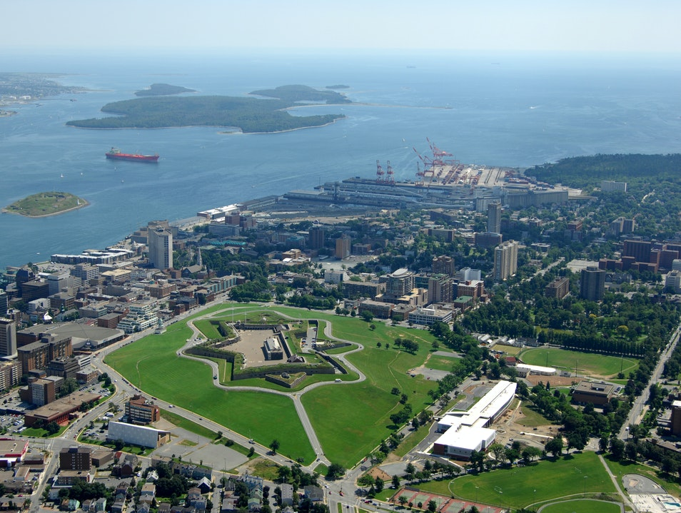 A Fresh Look at Halifax Halifax  Canada