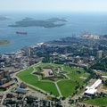 Vision Air Services Helicopter Tour Halifax  Canada