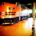 California State Railroad Museum Sacramento California United States