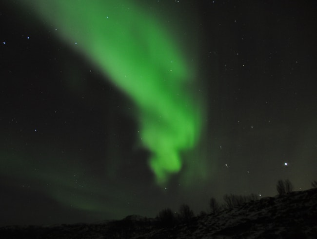 Chasing the Auroras Borealis in Northern Norway
