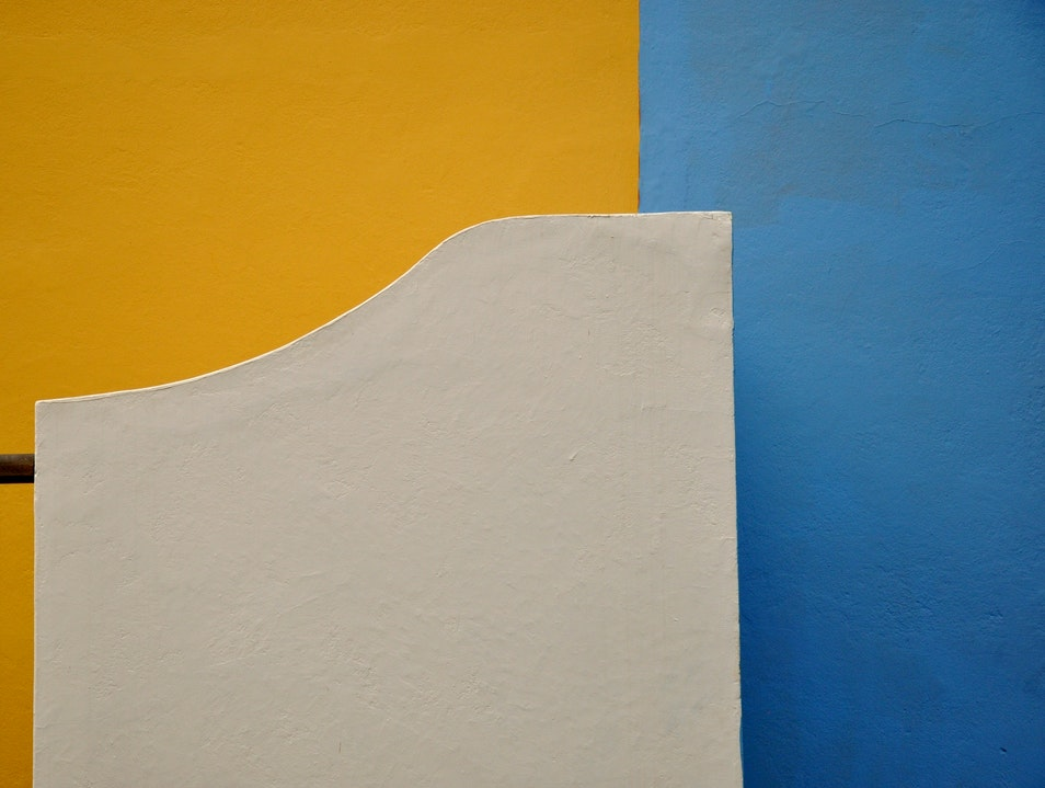 ...Colours and Abstracts - Bo Kaap Cape Town  South Africa