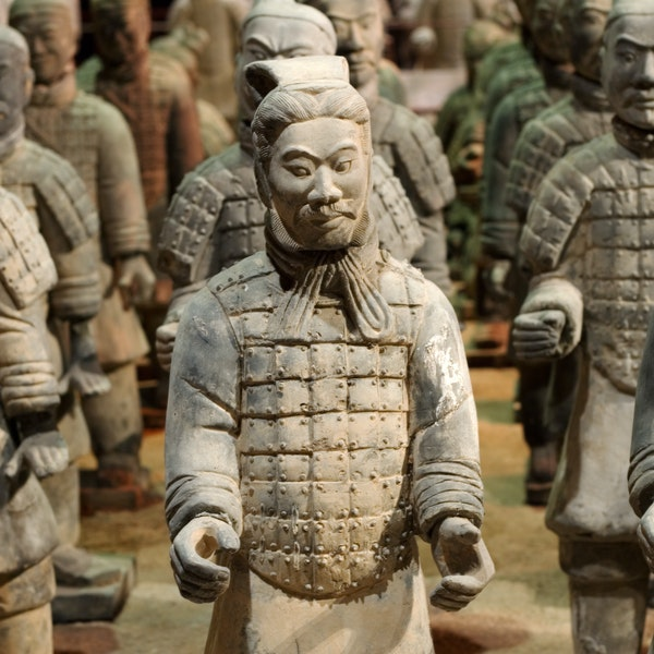 terracotta warriors Terracotta warriors of the first emperor runs from september 30 to march 4, 2018 the franklin institute is the only east coast stop on exhibition's two-city tour the exhibition features an (ar) experience designed specifically for the philadelphia appearance.