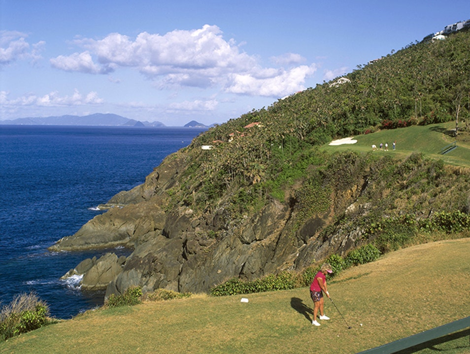 Mahogany Run Golf Course, St. Thomas Northside  United States Virgin Islands
