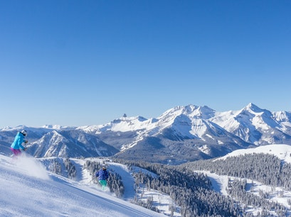 Telluride Ski Resort Pagosa Springs Colorado United States