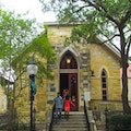 Little Church of La Villita San Antonio Texas United States