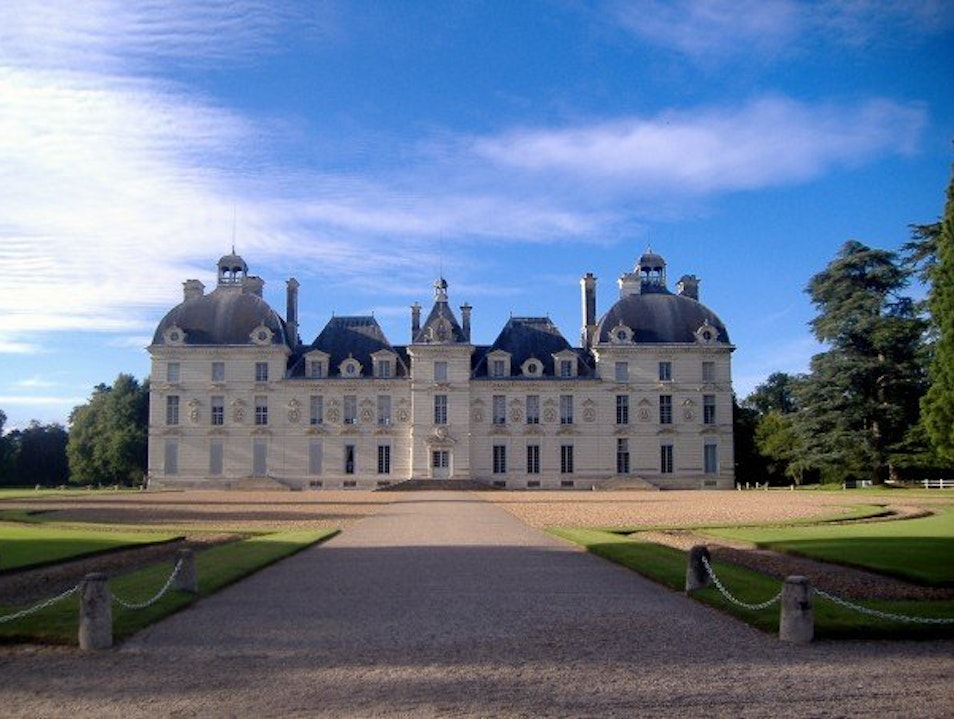 Biking the French Countryside in Search of Castles Cheverny  France