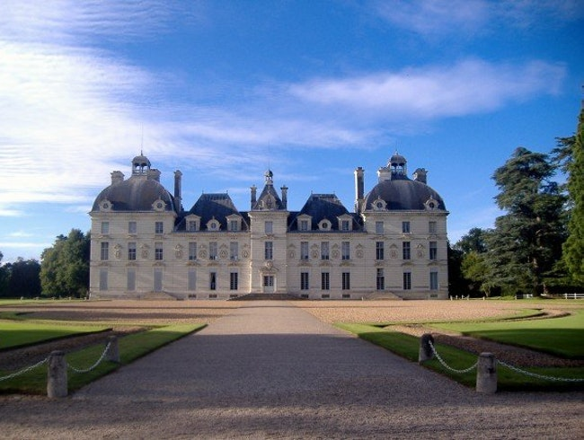 Biking the French Countryside in Search of Castles