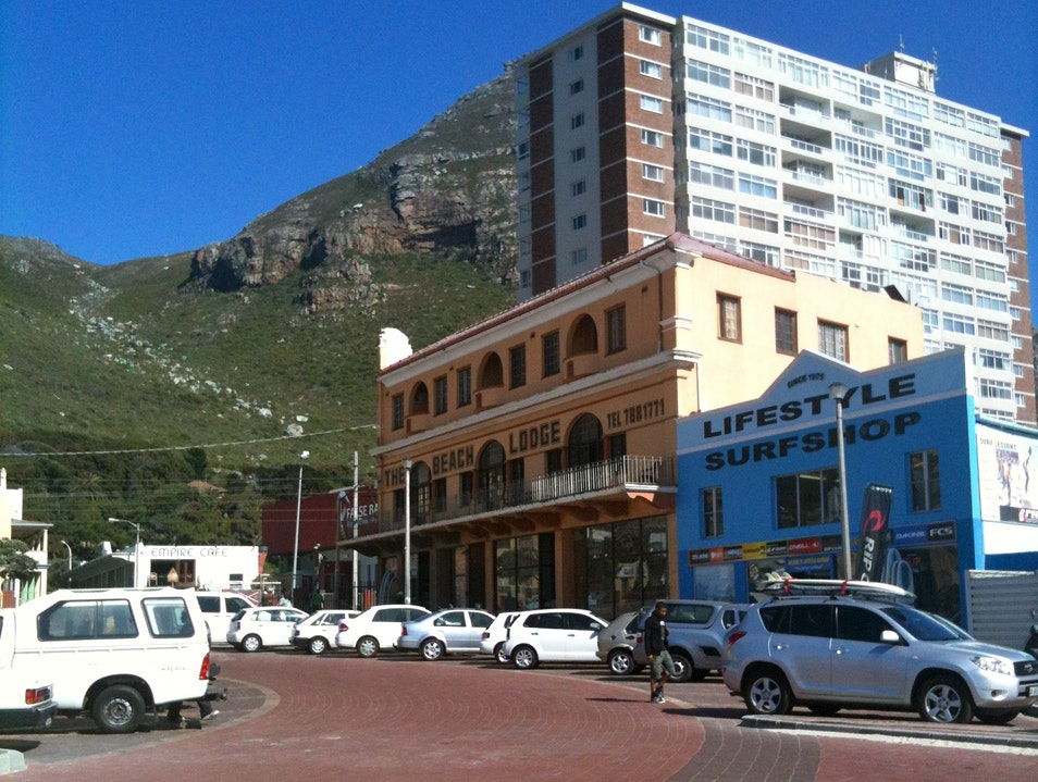 The Beach Lodge Backpackers Cape Town  South Africa