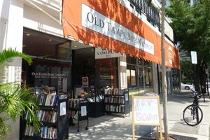 Old Tampa Book Co Inc