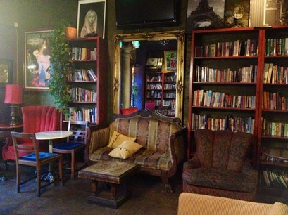 The Library A Coffee House Long Beach California United States