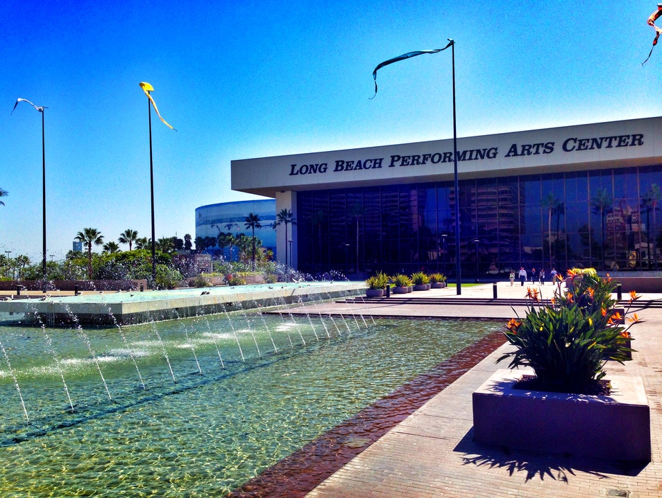 From Business to Pleasure at the Convention Center Long Beach California United States