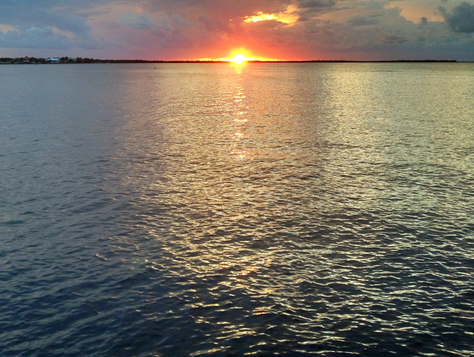 Spectacular Key Largo Sunset Key Largo Florida United States