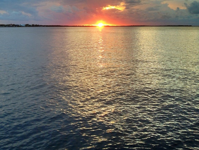 Spectacular Key Largo Sunset