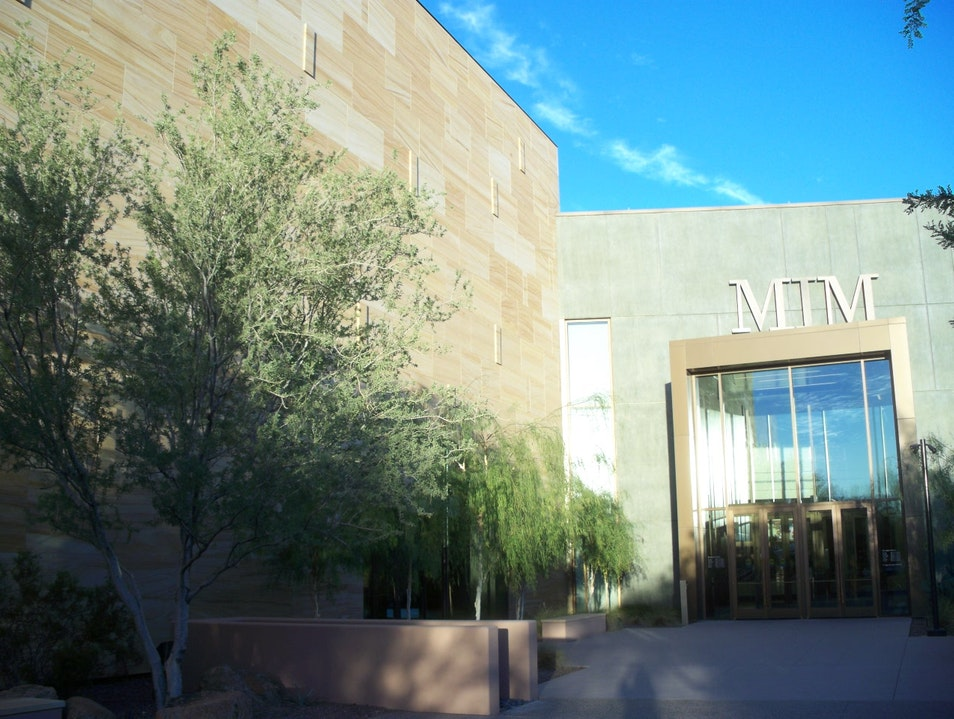 The most amazing museum right in my backyard. Phoenix Arizona United States