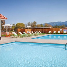 Calistoga Motor Lodge & Spa
