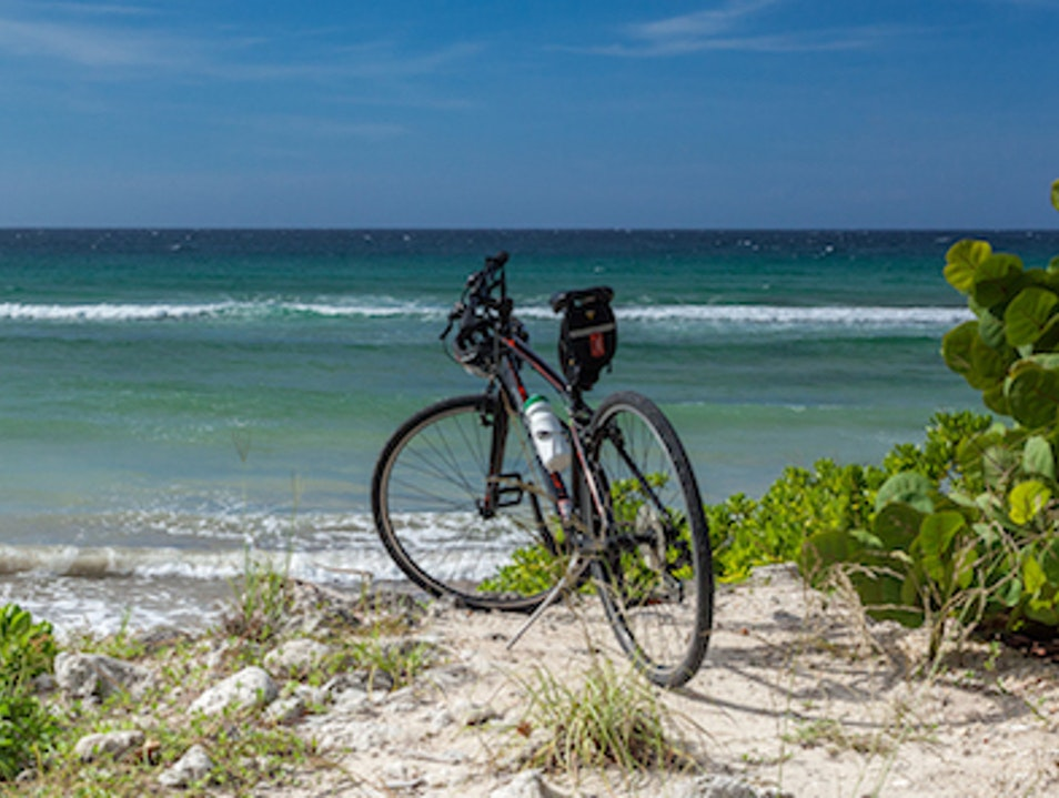 ECO-Rides Cayman, Grand Cayman Rum Point  Cayman Islands
