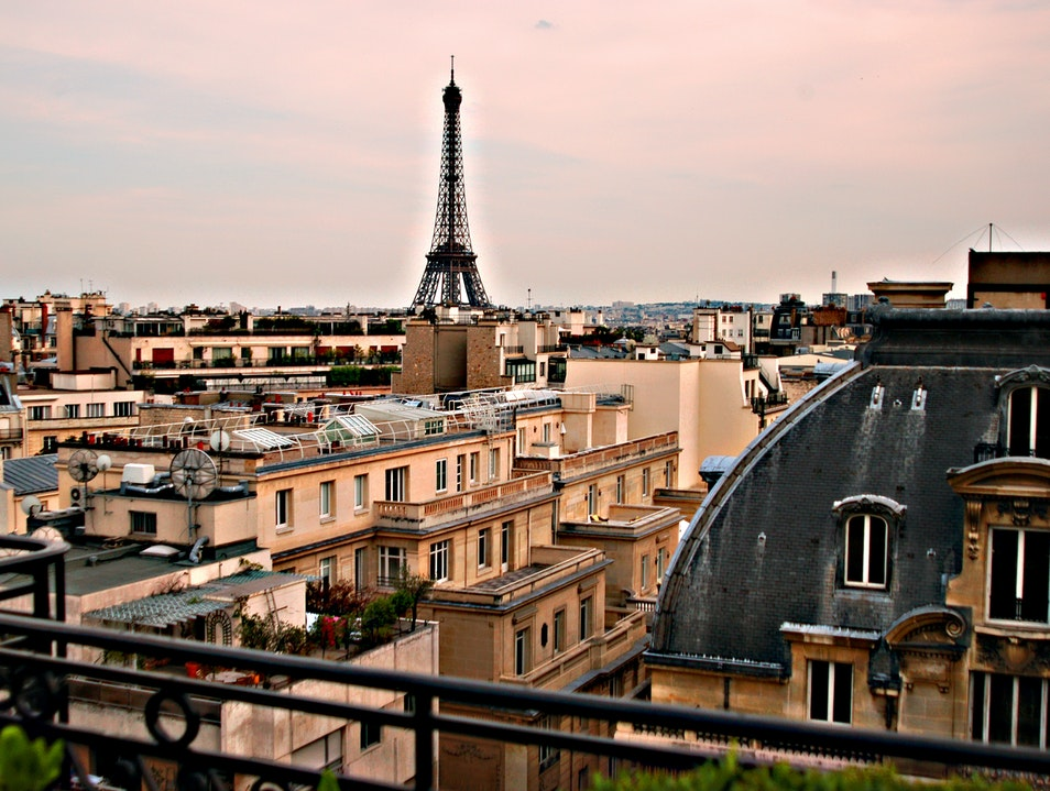 Hotel Rafael- Drinks with a View Paris  France