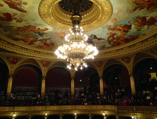 Ballet at the Hungarian State Opera