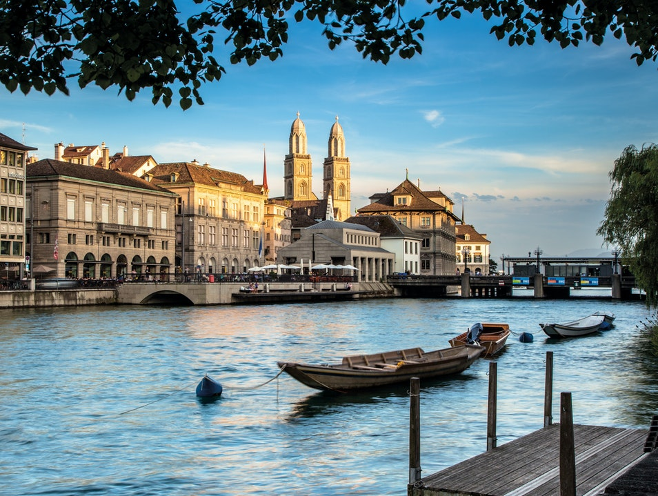 An Historic and Artistic Must-See Zurich  Switzerland