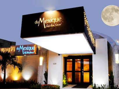 Restaurant DU MEXIQUE Cancun  Mexico