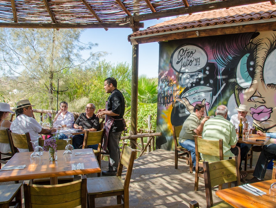 Farm-to-Table Dining in the Valle de Guadalupe Ensenada  Mexico