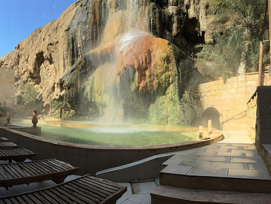 Indulge in Some Spa Pampering  Ma'in  Jordan