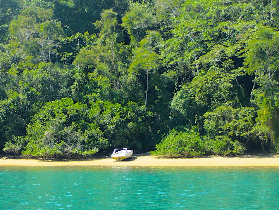 What did you do today? Paraty  Brazil