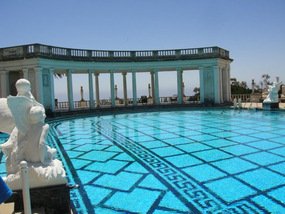 Hearst Castle San Luis Obispo California United States