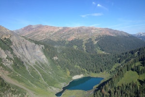 Heli-Fishing with Scarp Ridge Lodge in Crested Butte, Colorado