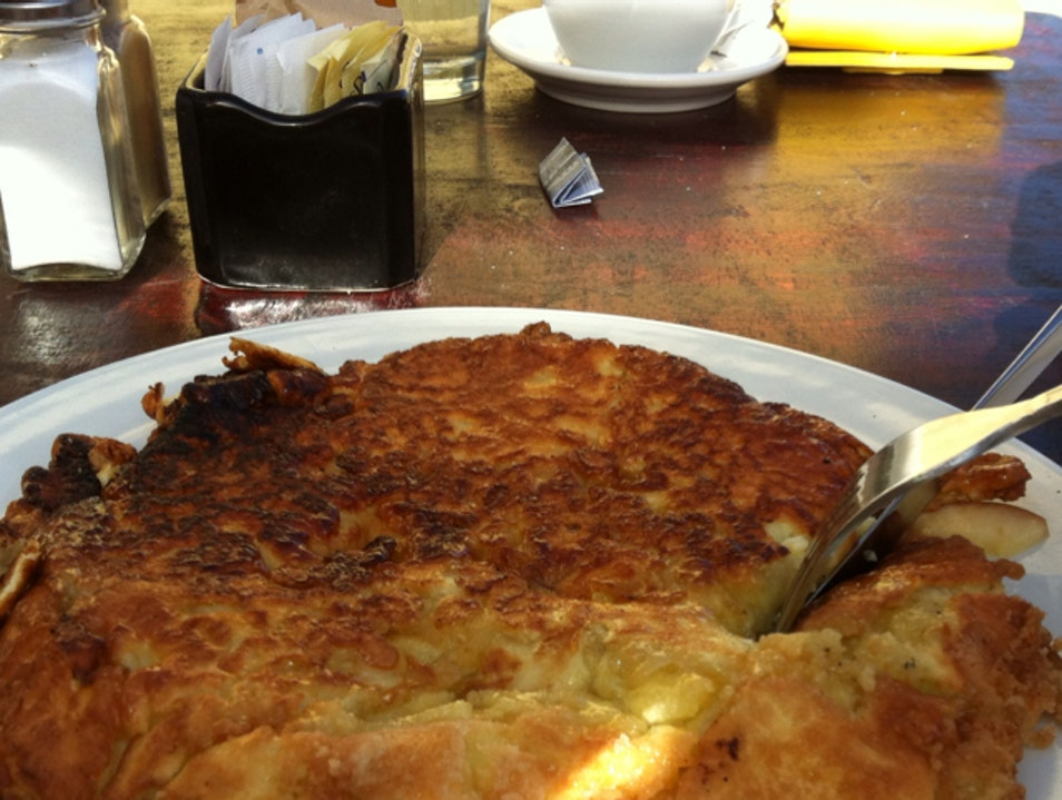 Hole In The Wall, Dutch Baby