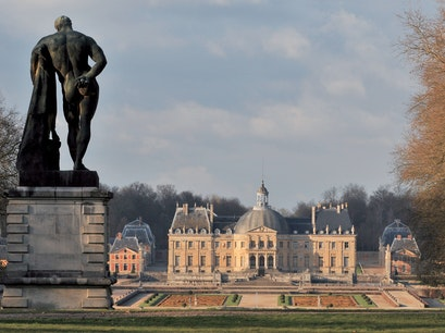 Château de Vaux-Le-Vicomte Maincy  France