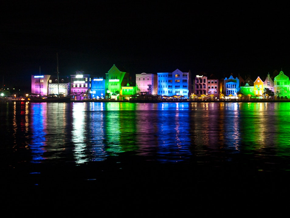 Colorful Nights Willemstad  Curaçao