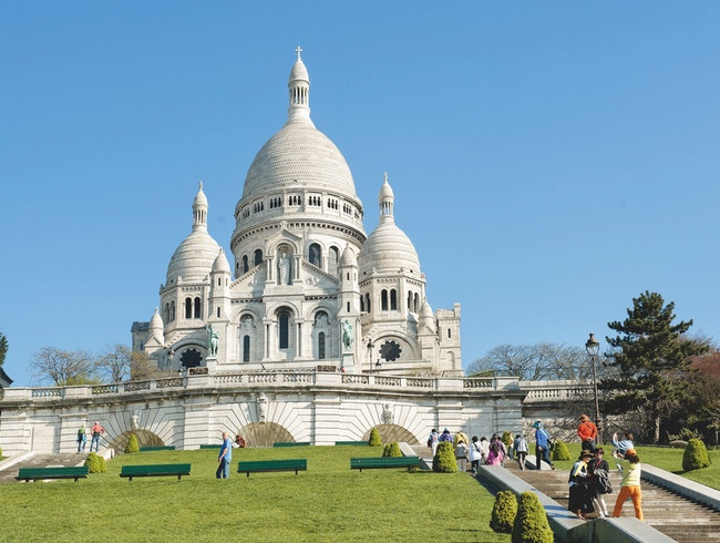 The Sacred Heart of Paris
