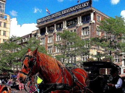 NH Grand Hotel Krasnapolsky Amsterdam  The Netherlands
