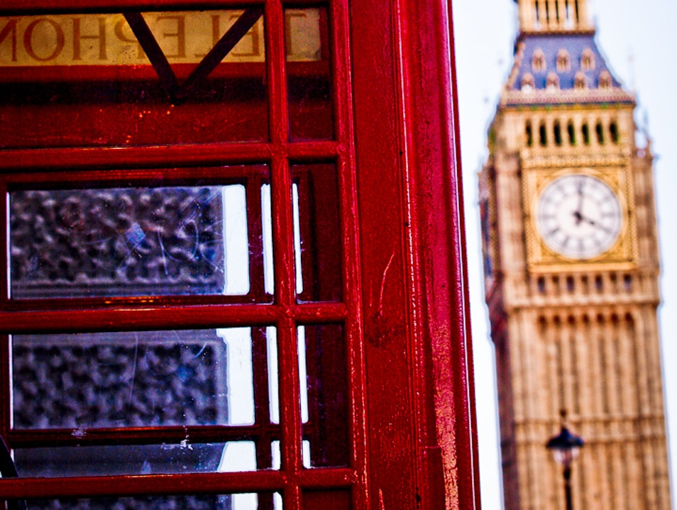 Cliché Image London  United Kingdom